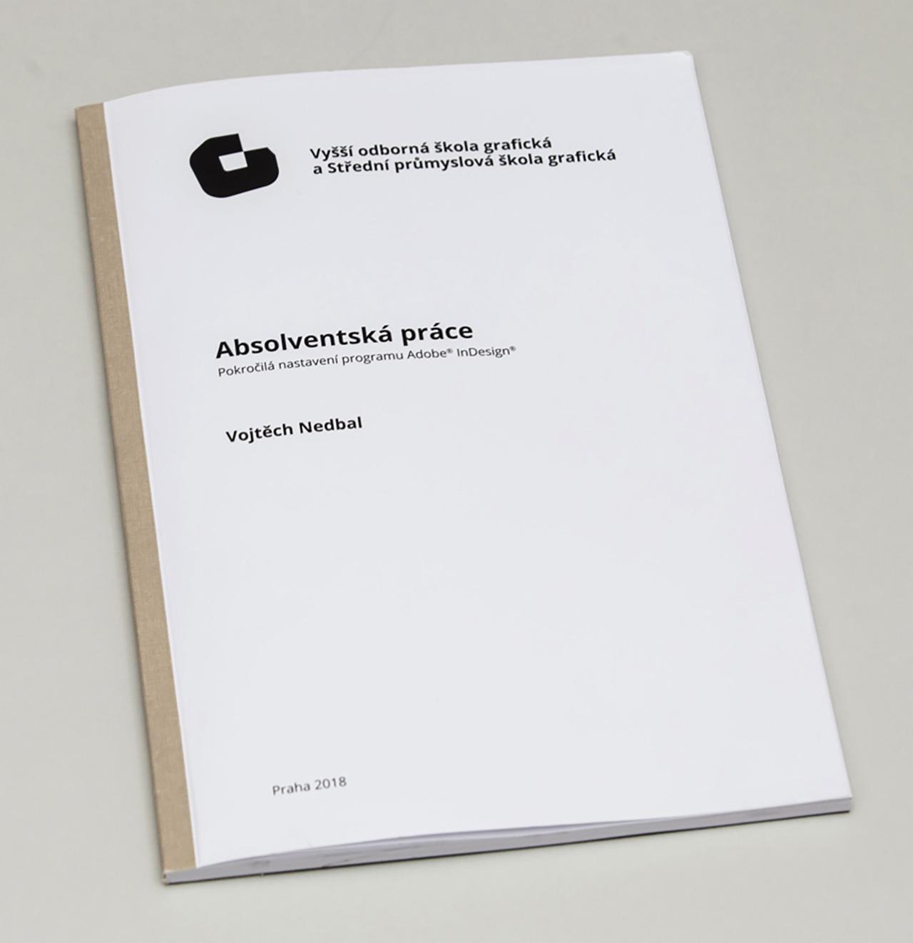 Pokročilá nastavení programu Adobe® InDesign® | G3B04 | 2018
