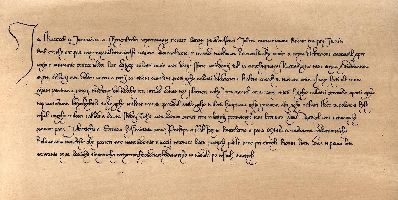 Natálie Vrňatová <br><br>vedoucí práce Eva Prokopová l kaligrafie l 3. ročník