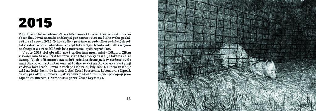 autorská kniha — Lipová<br> ukázka dvoustran<br> maturitní práce | 4.ročník
