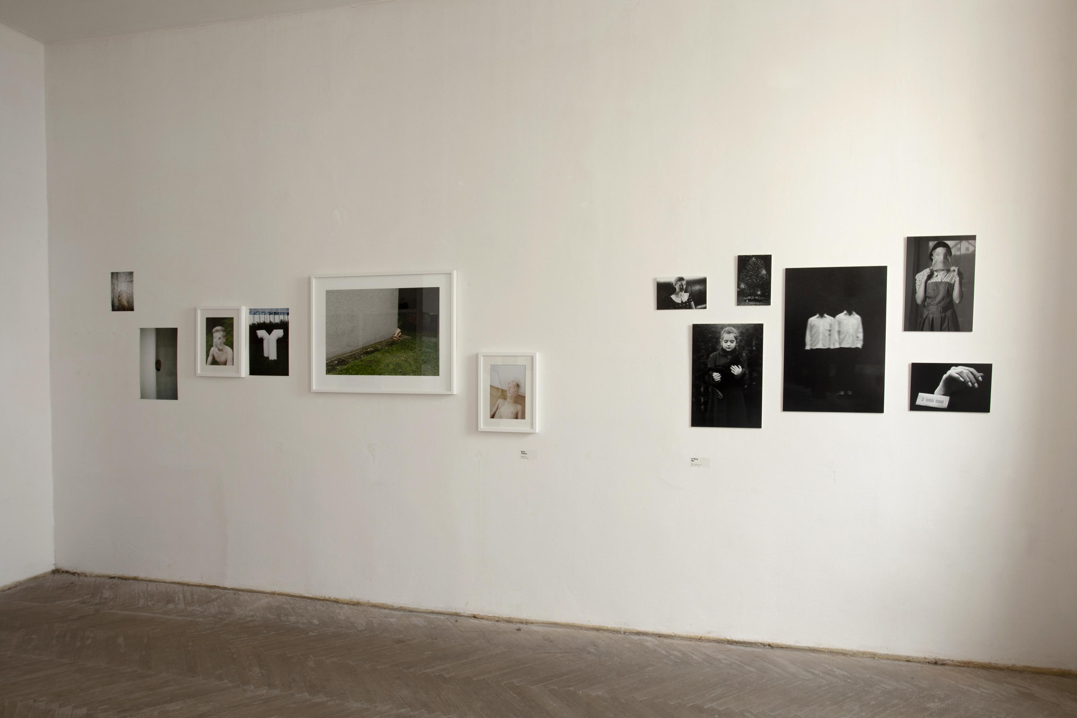 Prague Photo 2014; presentace žáků SPŠG oddělení Užitá fotografie a média + studentů VOŠG  zaměření Fotografické tvorba; 8.–13. 4. 2014