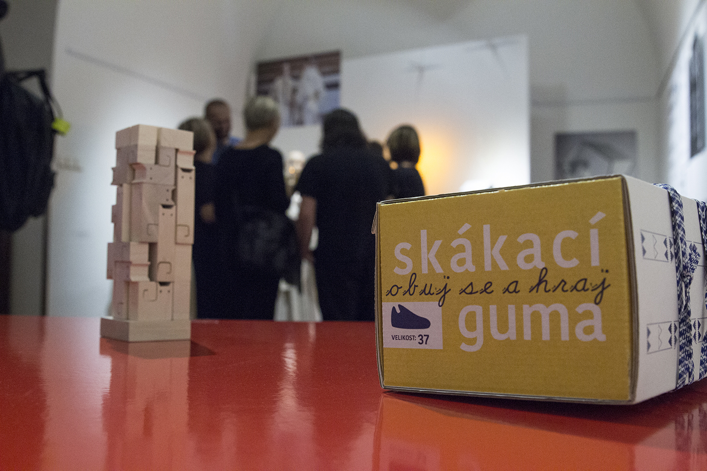 vernisáž výstavy <br> 11. 10. 2018 <br> Novoměstská radnice Praha