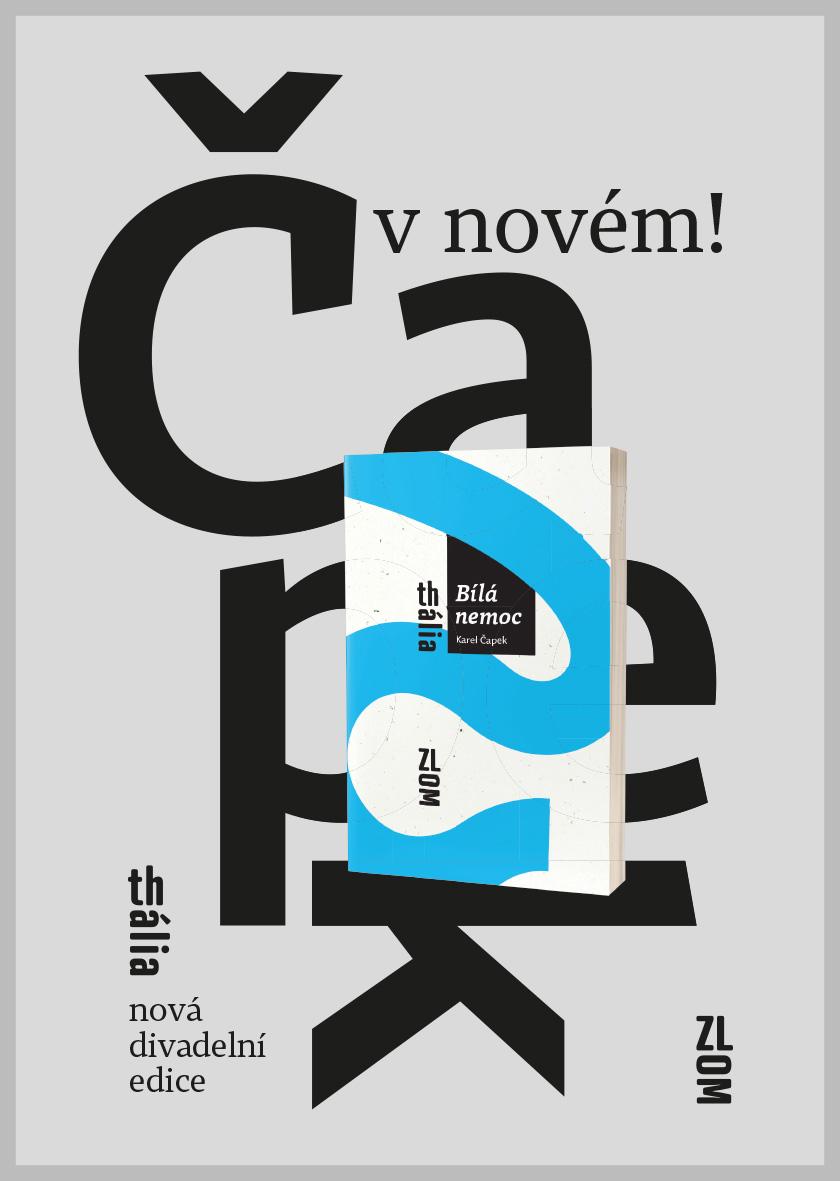 G3A01<br> Knižní edice, nakladatelský plakát <br> absolventská práce | 3. ročník, 2018