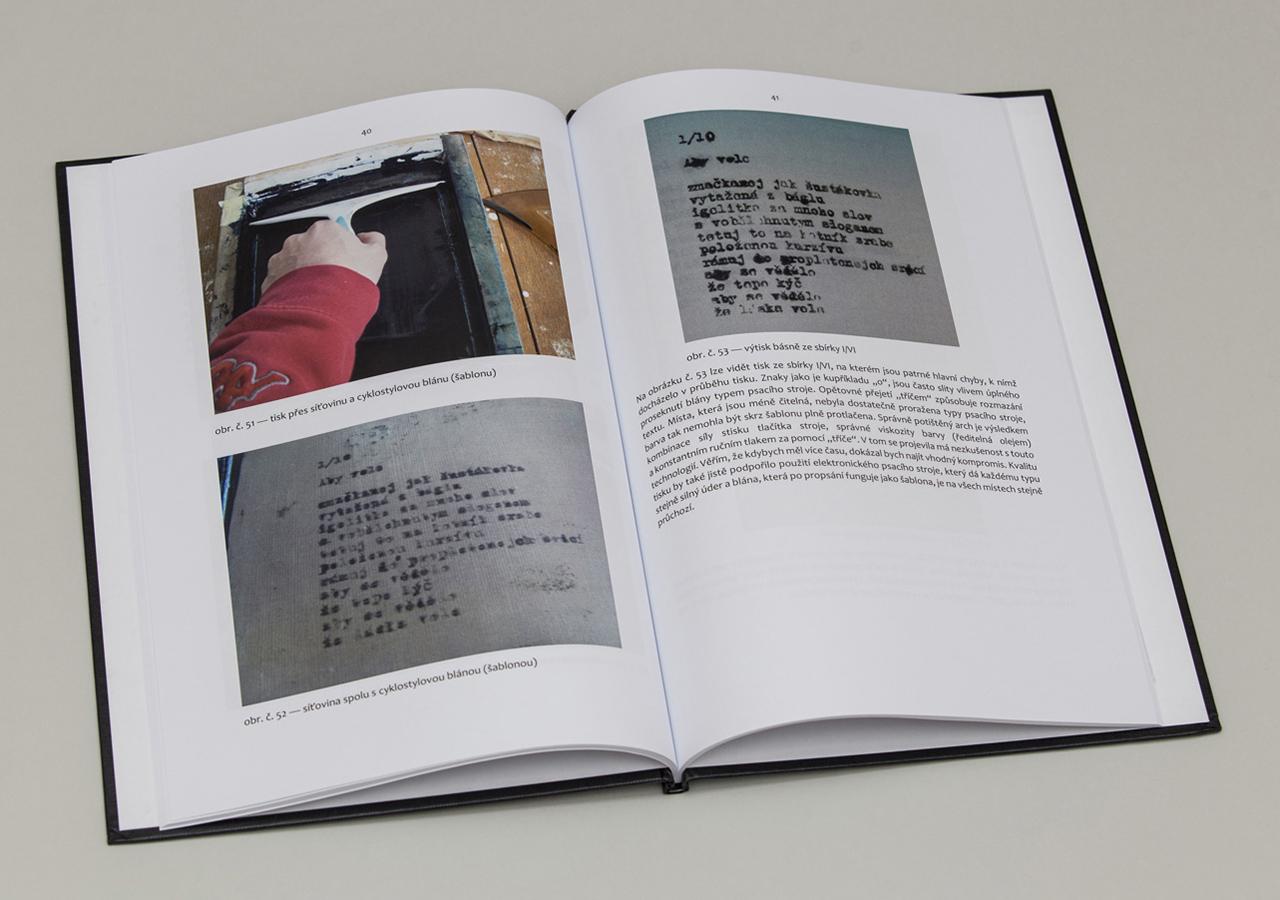 Underground, vydávání periodických i neperiodických publikací v době totality a dnes   G3B05   2018