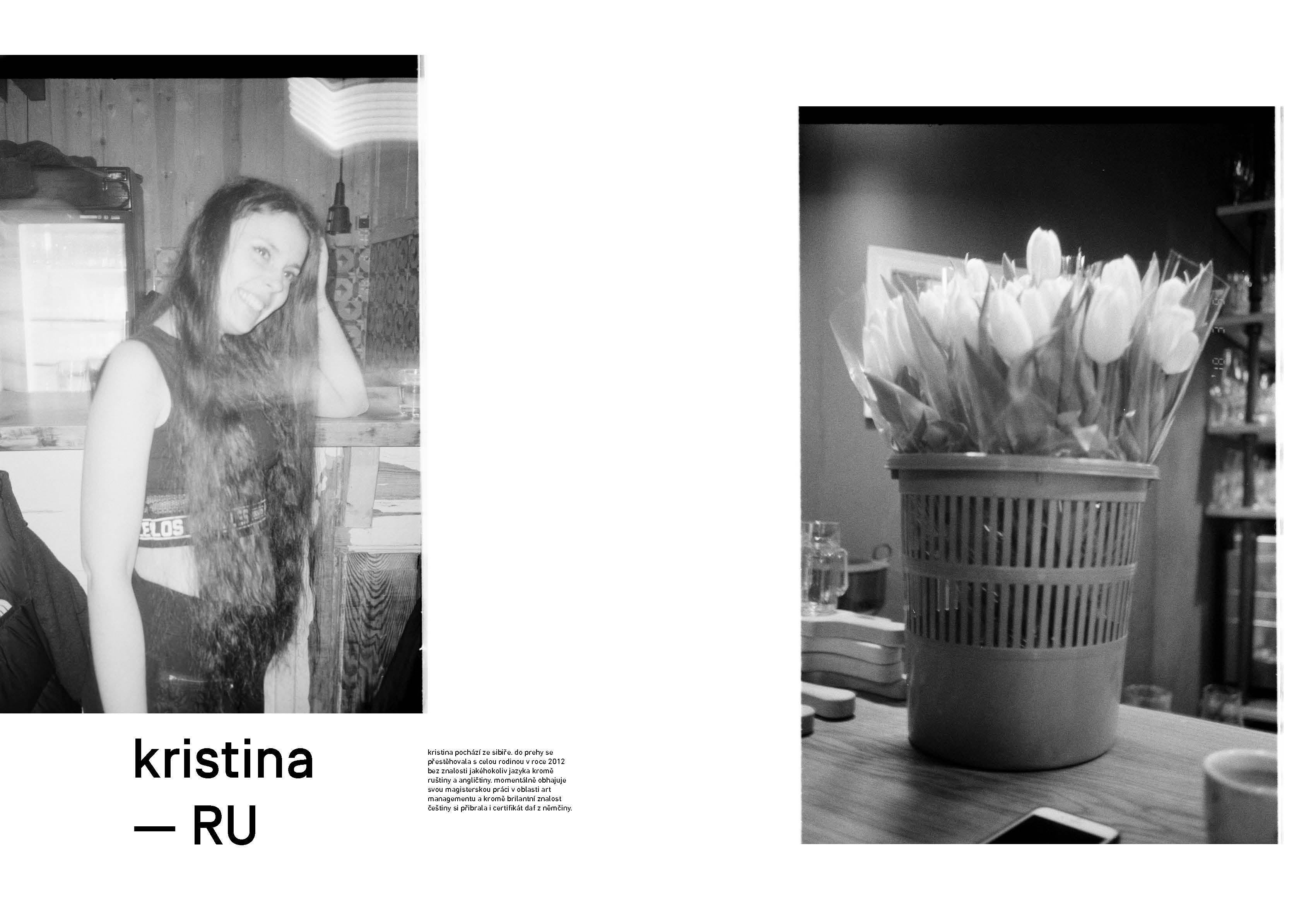 <br><b>Kristýna Rezniková <b/><br><br> 3. ročník<br> semestrální práce<br> 2017/2018
