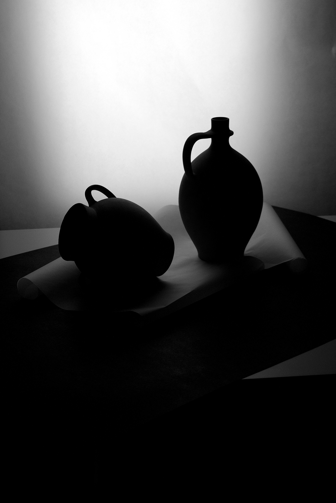 Osvětlení v atelieru <br>Fotografická cvičení | 1. ročník <br>2020/21 V1Bf