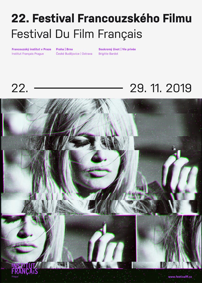 G2 A 01 <br> Festival francouzského filmu | série plakátů <br> klauzurní práce | 2.ročníkG2 A 01 <br> Festival francouzského filmu | série plakátů <br> klauzurní práce | 2.ročník