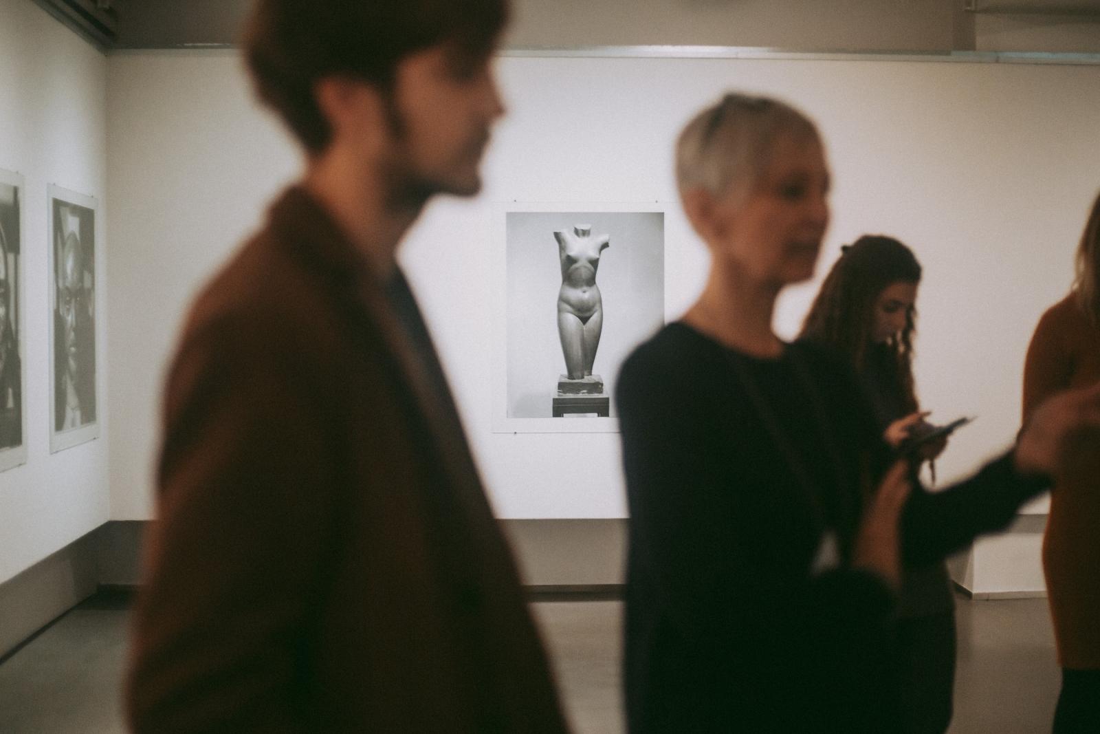 Komentovaná prohlídka výstavy <br> Dům fotografie <br> G2A 03 <br> 13. 11. 2019