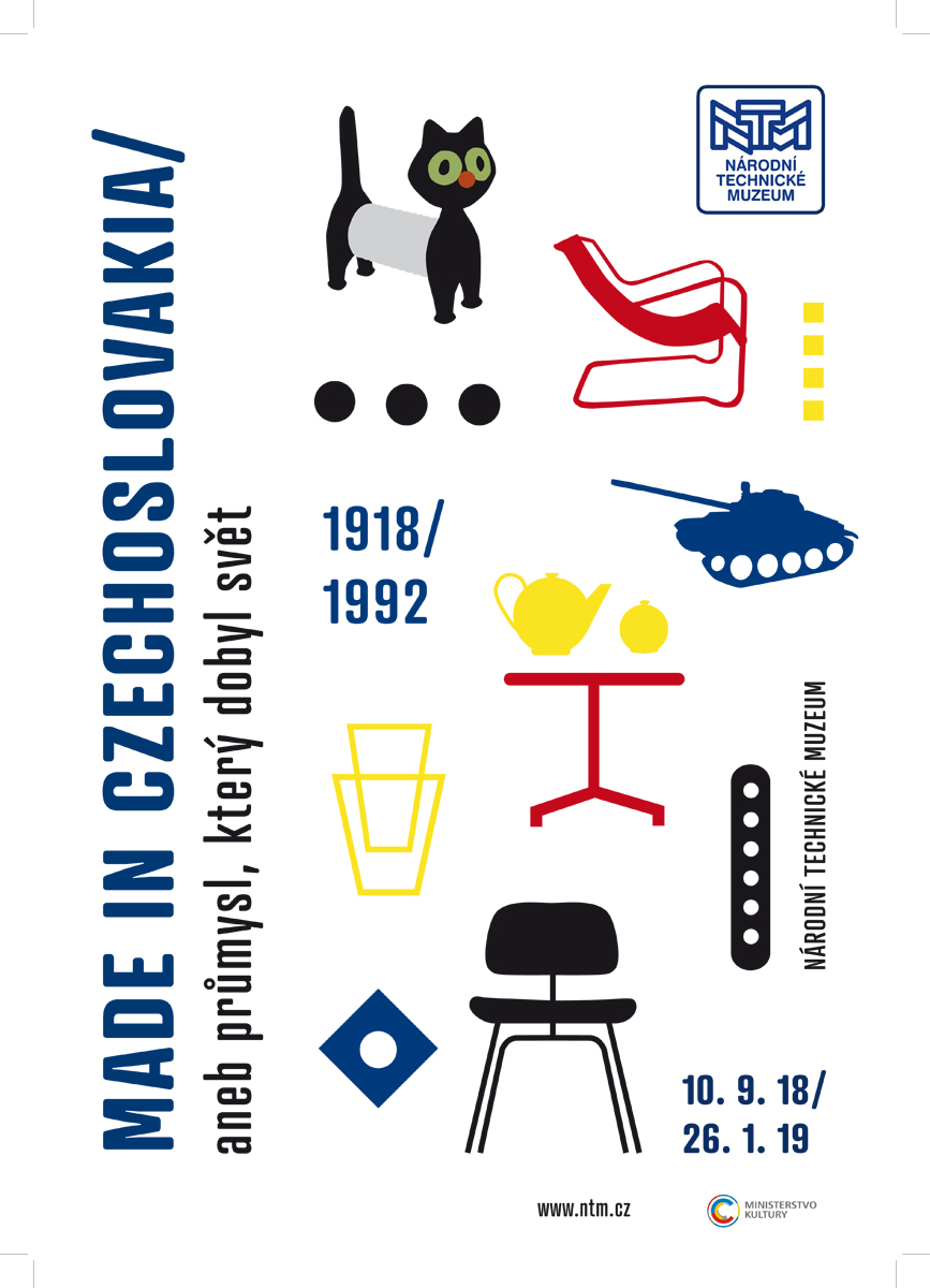 G1A01 <br> Plakát k výstavě<br> semestrální práce | 1 ročník <br>