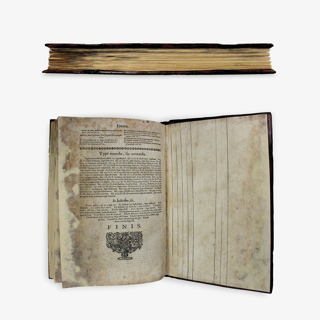 4. ročník <br>2018/19 <br>Matutinae Laudes, barokní tisk