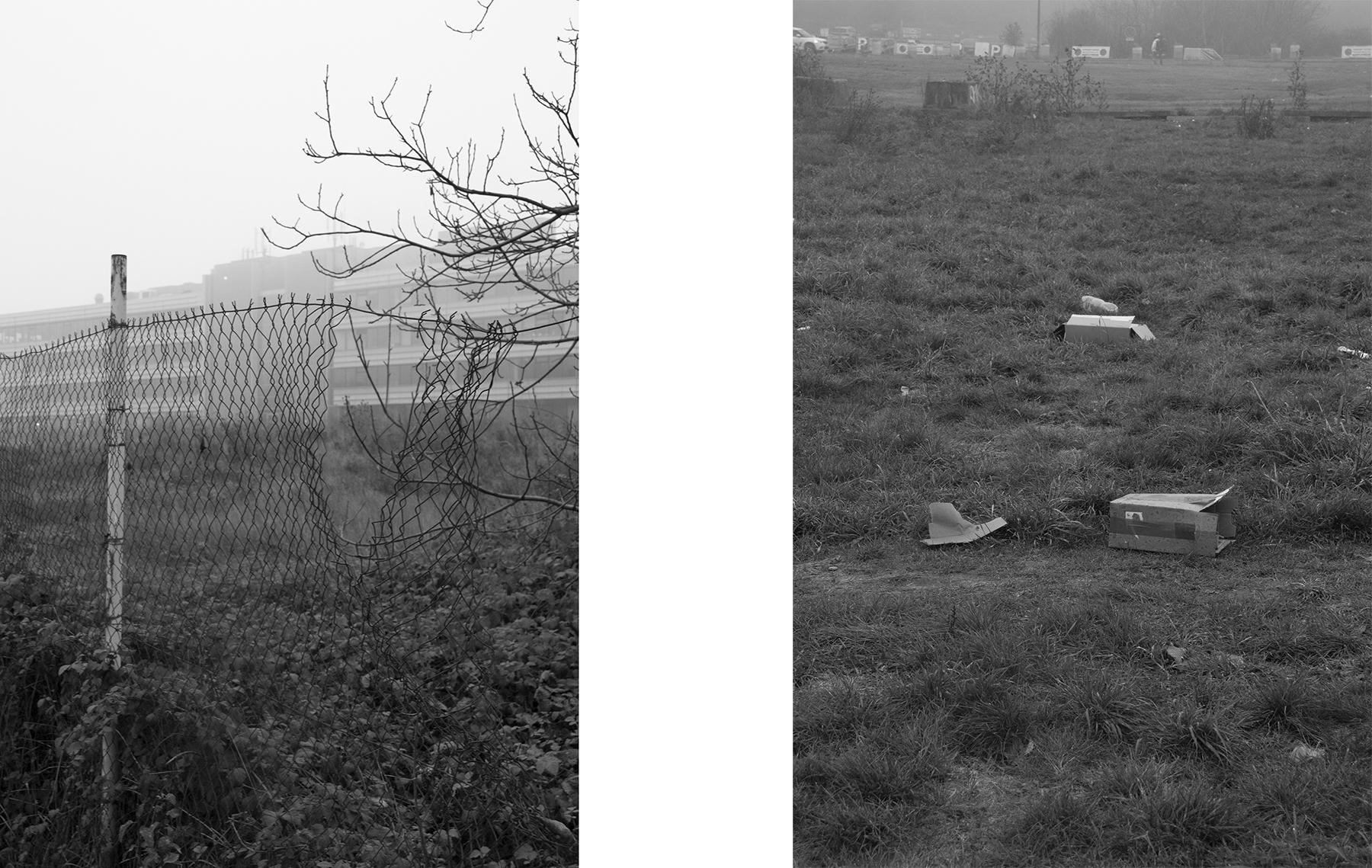 městská krajina<br> fotografické cvičení | 2. ročník <br> 2020/21 V2Bf
