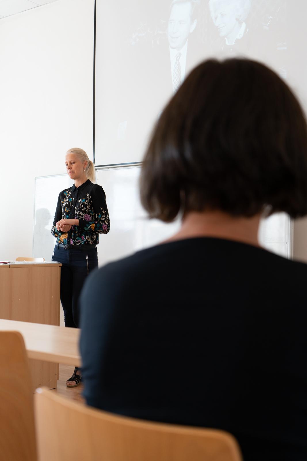 MGR. Monika Granja, ředitelka Výboru dobré vůle – Nadace Olgy Havlové<br>3. 9. 2020