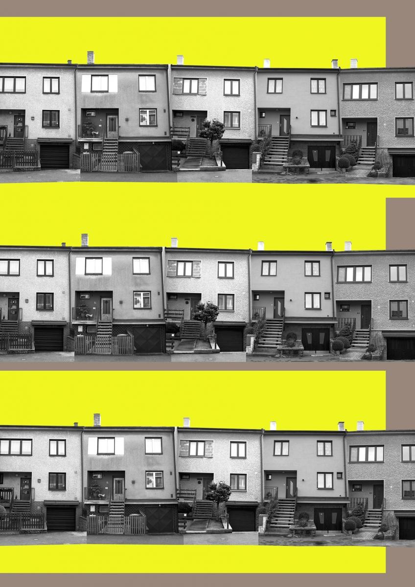 fotografická ilustrace přísloví<br> klauzurní práce | 2. ročník<br> 2020/2021 G2B 03