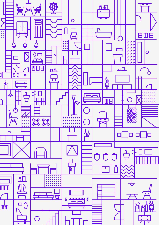 Vizuální styl interiérového studia Materia<br>VOŠG zaměření Propagační grafika<br>školní rok 2019/2020<br>vedoucí práce Mgr.A.Johanka Ovčáčková,Ph.D.<br>ocenění vkategorii Dobrý studentský design 2020